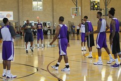 Los Angeles Lakers Workout at Pechanga (Hispanic Lifestyle) Tags: basketball losangeles professional workout nba lakers pechanga kobebryant hispaniclifestyle hispaniclifestylecom