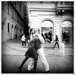 The Tango .. Rome