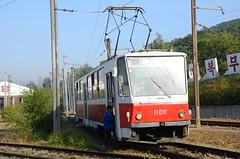 Pyongyang Oct 2014 (multituba) Tags: tram trams northkorea pyongyang dprk