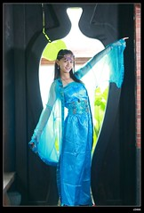 nEO_IMG_DP1U8127 (c0466art) Tags: old school light portrait building cute girl canon pretty outdoor gorgeous chinese taiwan style lovely cloth charming tranditional hight 1dx  c0466art