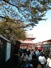 IMG_20141025_122917.jpg (Navapol Ohm Rattanaraj) Tags: japan temple sensoji asakusa