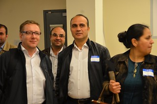 IVLP Azerbaijan Journalists