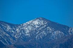 First Snow of the Year (bratulin) Tags: california snow mountains socal highdesert drought sangabrielmountains victorville inlandempire sanbernardinocounty