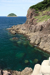 Iira Port (tomosang R32m) Tags: beach japan  nagasaki   hirado neshiko iira