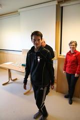 """Sondre har fått medalje etter å ha vunnet klasse ER på Pressestevnet. • <a style=""""font-size:0.8em;"""" href=""""http://www.flickr.com/photos/93335972@N07/18651670828/"""" target=""""_blank"""">View on Flickr</a>"""