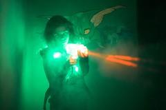Laser Strike.