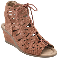 """Earth Daylily sandal cognac • <a style=""""font-size:0.8em;"""" href=""""http://www.flickr.com/photos/65413117@N03/32736433284/"""" target=""""_blank"""">View on Flickr</a>"""
