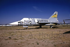 F106A  90025 (TF102A) Tags: aviation aircraft amarc amarg masdc f106 davismonthan deltadart convair