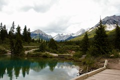 Ink Pots (kaleidoscope♥) Tags: alberta inkpots banff johnstoncanyon hike nature canada