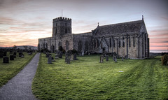 St Aidan's Church, Bamburgh (neilalderney123) Tags: ©2017neilhoward bamburgh northumbria northumberland church landscape staidans