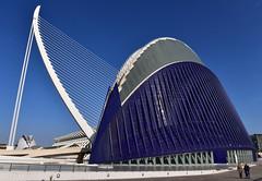 Agora (2) Valencia (www.nathalie-chatelain-images.ch) Tags: espagne spain valence valencia citédesartsetdessciences cityofsciencesandarts agora pont bridge