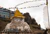 Stupa in Namche Bazar (Michal Pawelczyk) Tags: nikon nepal 2016 d80 asia honeymoon nationalpark mountains outdoor stupa namchebazar november himalaje trekking outside travel roofoftheworld listopad sagarmathanationalpark gory himalaya village azja everestregion ksnepalgaleria kwestiaszlaku ksnowe blog