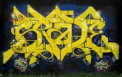 graffiti and streetart in bangkok (wojofoto) Tags: graffiti streetart bangkok thailand wojofoto wolfgangjosten spade spade53