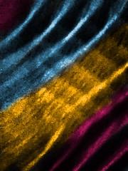 Conflicting Harmonics (Book'em) Tags: colour color abstract hss lines curves light harmonics sound waves