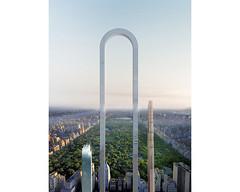 Así será el increíble rascacielos 'doblado' que se levantará en Nueva York (FOTOS) (vgcouso) Tags: construcción eeuu