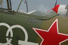 "Yak-9U 6 • <a style=""font-size:0.8em;"" href=""http://www.flickr.com/photos/81723459@N04/33247275374/"" target=""_blank"">View on Flickr</a>"