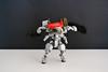 ARM Suit (Milo _Z) Tags: hardsuit armor redhead armsuit lego