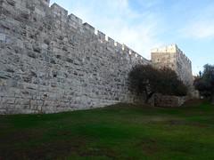 Stadsmuren van Jeruzalem