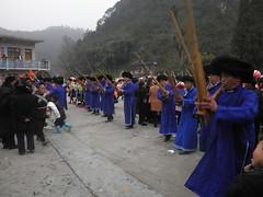 Guizhou China  2017高坡杉坪(正月初四)跳洞节 (gsfy 弓石飞燕) Tags: guizhou china miao hmong asia 中国 贵州 苗族 苗 亚洲 节日
