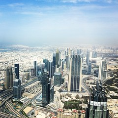 Top of the Burj Khalifa (CarysBlackburn) Tags: dubai burj khalifa uae asia
