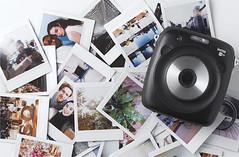 Fujifilm'in yeni 'Instax' kamerası Instagram'ı gerçek hayata taşıyor (Teknoformat) Tags: fotoğrafmakinası fotoğrafçılık fujifilm instagram instax instaxsquaresq10 kamera