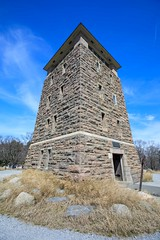 Perkins Memorial Tower (Jemlnlx) Tags: canon eos 5d mark iv 4 5d4 5div ef 1635mm f4 l is usm landscape new york perkins memorial tower drive bear mountain state nys tiffen bw gnd graduated neutral density filter circular polarizer
