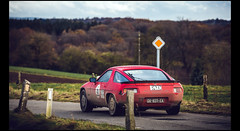 Porsche 928 S (1984) (Laurent DUCHENE) Tags: tourdebelgique 2016 porsche 928 s