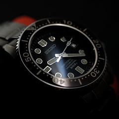 La montre du jour - 17/03/2017 (paflechien33) Tags: seikosbdx017marinemaster300 fuji xt1 fujinon 35mm f2 nissini60a