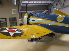 "Boeing P-26 1 • <a style=""font-size:0.8em;"" href=""http://www.flickr.com/photos/81723459@N04/33489999931/"" target=""_blank"">View on Flickr</a>"