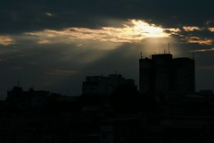 Golden hour (Camila Iquiene) Tags: manaus sunset pôrdosol