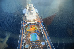 North Star view of the deck (Bl. Mtns. girl) Tags: ovationoftheseas farnorthqueensland northstar