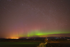 Aurora 2017-03-21 (ShinyPhotoScotland) Tags: amazement andromeda art astronomy atmosphericoptics atop auchterarder aurora auroraborealis aurorapillars awe balance beautiful camera cold composition constellation contrasts crieff dark distant dramatic dynamic elegance emotion equipment exuberance favourite galaxy landscape lens lightanddark lines m31andromedagalaxy mankindnature many memories milkyway moment nature nearfar negativespace numbers pastoral peace pentaxk1 perthshire phenomena photography places pure raw rural samyang24mmf14 scotland senseofscale shapeandform simple skyearth space spacefilling stars strathearn striking transience vista zen