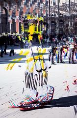 Bart (beelzebub2011) Tags: spain madrid multipleexposure bartsimpson plazadelsol