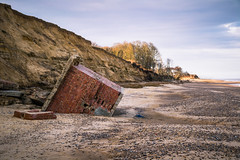 Erosion (uk_dave) Tags: covehithe nikkor18200mm suffolk beach