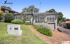 5 Weemala Street, Winston Hills NSW