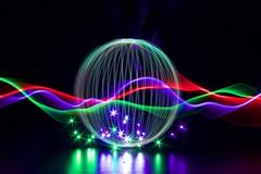 Stage Lights (BlaisOne) Tags: lightpainting longexposure light painting blaisone orb sphere flowing abstract floating movement dorcy balloflighttool