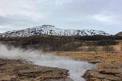 Iceland #51 (Art-is-true) Tags: iceland islande art is true photography travel travelling black white landscape golden circle geyser cascade reykjavik photo canon