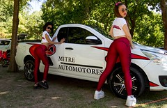 Online System San Pedro 021 (Ariel PH 2015) Tags: autos coches car automóvil exposición marcelo cottet marcelocottet arielph promotora pit babe racequeen calzas spandex lycra onlinesystem san pedro