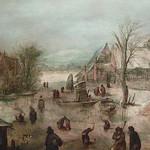 VELDE (van de) Jan - Village en Hiver (Custodia) - Detail 10 thumbnail