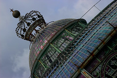 Belgium (ClaDae) Tags: belgium belgique brussels bruxelles laeken koninklijkeserres greenhouse europe europa park royal buildings architecture glass verre artnouveau flowers