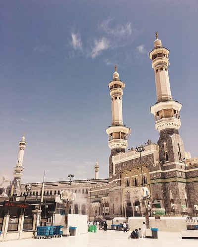"""Narrated Abu Dhar: • I said, """"O Allah's Messenger (ﷺ)! Which mosque was first built on the surface of the earth?"""" He said, """"Al- Masjid-ul-,Haram (in Mecca)."""" I said, """"Which was built next?"""" He replied """"The mosque of Al-Aqsa ( in Jerusalem) ."""" I said, """"Wha"""