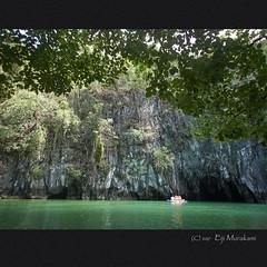 Puerto Princesa Subterranean River (Eiji Murakami) Tags: philippines palawan sabang olympus tg4 フィリピン パラワン サバン