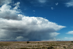 Storm (Tonio06fr) Tags: nopeople daytime daylight natural landscape desert land cloudy cloud sky day arizona usa america storm mountain