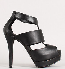 "strappy peep toe platform stilleo heel blk • <a style=""font-size:0.8em;"" href=""http://www.flickr.com/photos/64360322@N06/14938847203/"" target=""_blank"">View on Flickr</a>"
