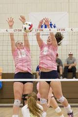 DJT_4297 (David J. Thomas) Tags: college sports athletics women volleyball arkansas bison scots naia batesville hardinguniversity lyoncollege