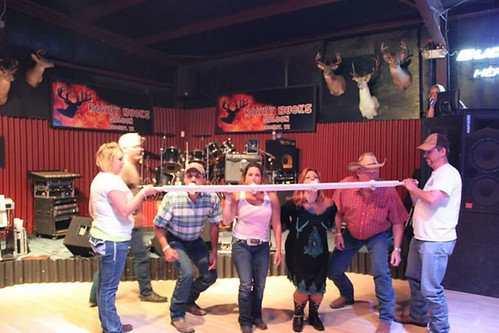 "Rowdy Bucks Saloon   Crosby Texas • <a style=""font-size:0.8em;"" href=""http://www.flickr.com/photos/126934962@N04/14965566973/"" target=""_blank"">View on Flickr</a>"