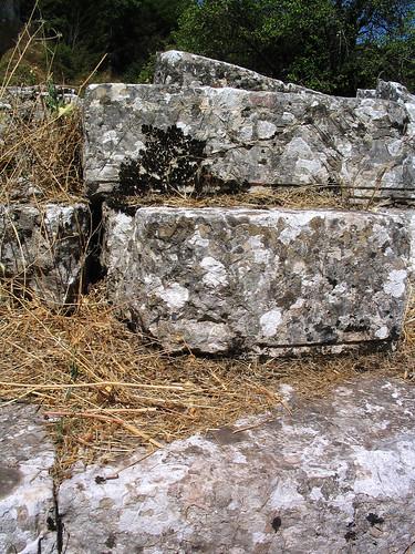 Sanctuary of Despoina at Lykosoura, Arkadia 77