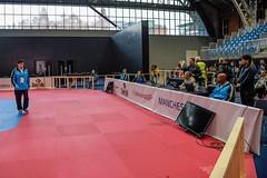 Grand Prix Series 3, Manchester 2014 en imágenes (día 0)