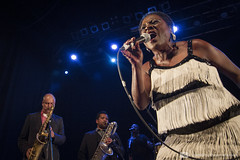 Sharon Jones and the Dap-Kings at O2 ABC Glasgow - October 24, 2014 (photosbymcm) Tags: show uk records photography scotland jones concert tour glasgow gig performance band o2 sharon kings american soul singer funk abc dap dapkings sharonjonesandthedapkings daptonerecords daptone o2abc photosbymcm matthewmcandrew