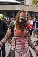 Who are you? (ptx4ever) Tags: fall october 2014 zombiewalk